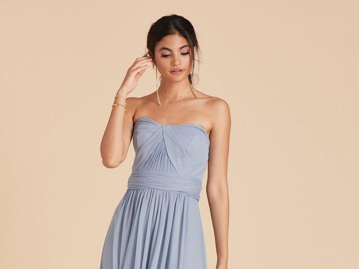 Tmx Birdy Grey Chicky Bridesmaid Dress Dusty Blue 5 51 989355 1562700684 Los Angeles, CA wedding dress