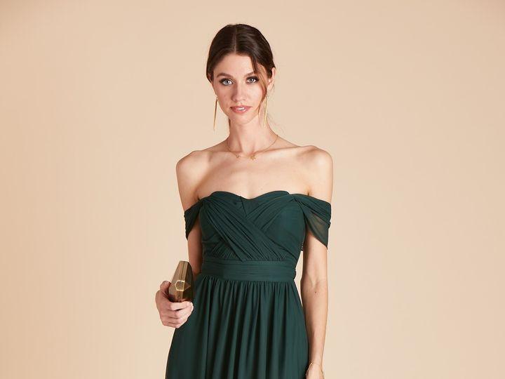 Tmx Birdy Grey Chicky Convertible Bridesmaid Dress Emerald 09 51 989355 1562781206 Los Angeles, CA wedding dress