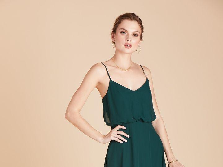 Tmx Birdy Grey Gwennie Bridesmaid Dress Emerald 04 51 989355 1562780332 Los Angeles, CA wedding dress