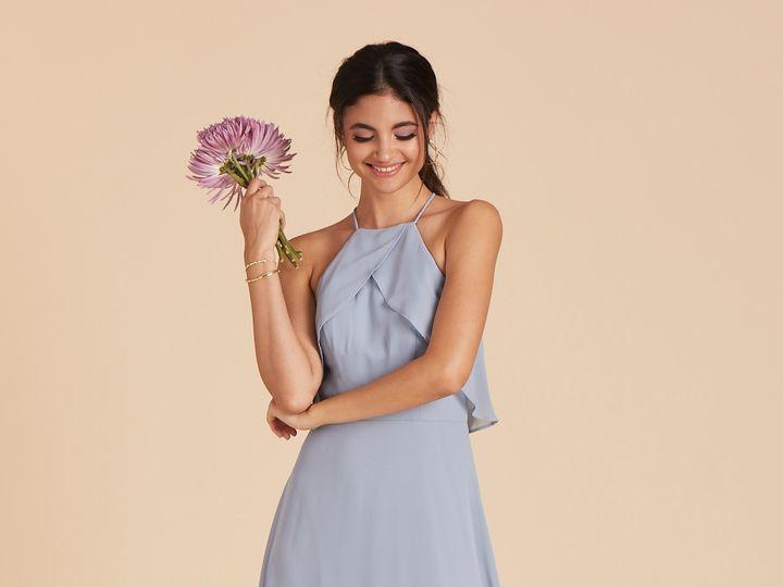 Tmx Birdy Grey Jules Bridesmaid Dress Dusty Blue 5 51 989355 1562700849 Los Angeles, CA wedding dress