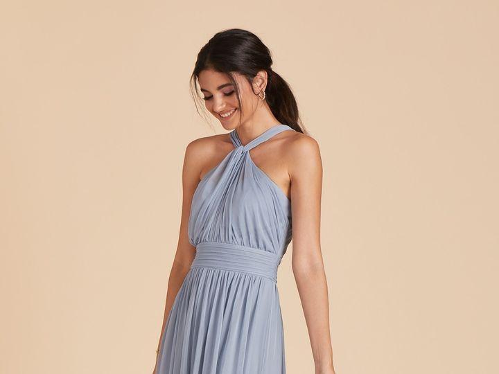 Tmx Birdy Grey Kiko Bridesmaid Dress Dusty Blue 2 51 989355 1562700849 Los Angeles, CA wedding dress
