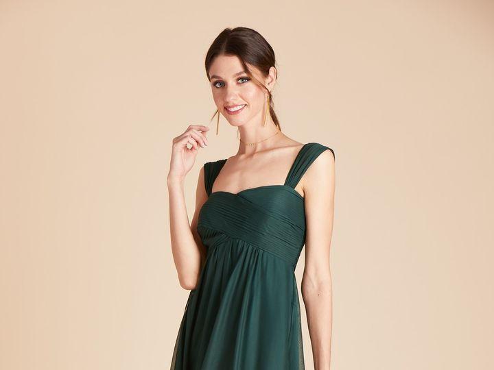Tmx Birdy Grey Maria Convertible Bridesmaid Dress Emerald 02 51 989355 1562782789 Los Angeles, CA wedding dress