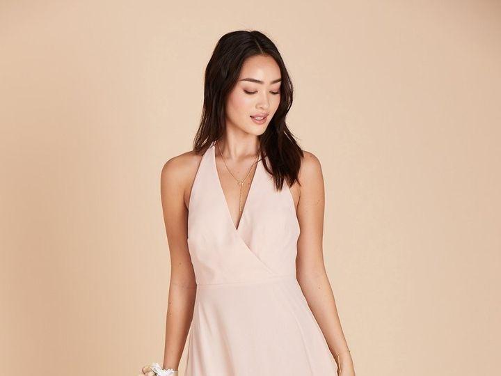Tmx Birdy Grey Moni Convertible Bridesmaid Dress Pale Blush 02 900x 51 989355 1562784268 Los Angeles, CA wedding dress