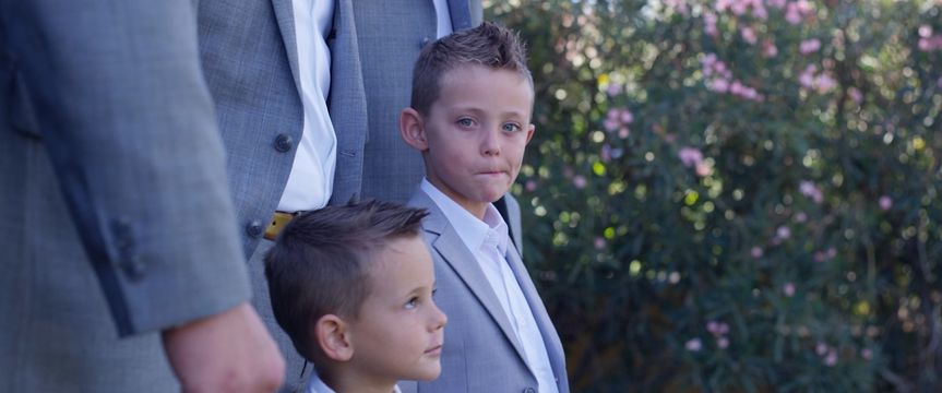 The Bell family wedding