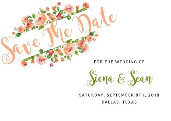 Tmx 1485558431260 Save The Date Carrollton wedding invitation