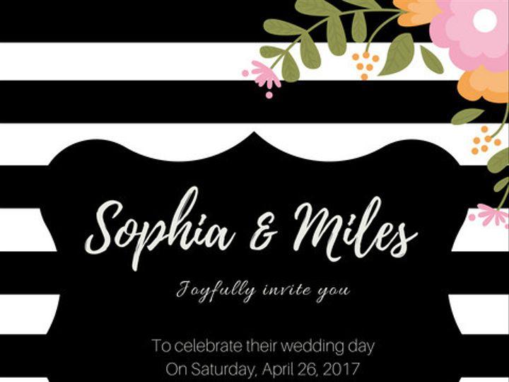 Tmx 1485558503455 Copy Of Jamie Wattsamy Wilson 1 Carrollton wedding invitation