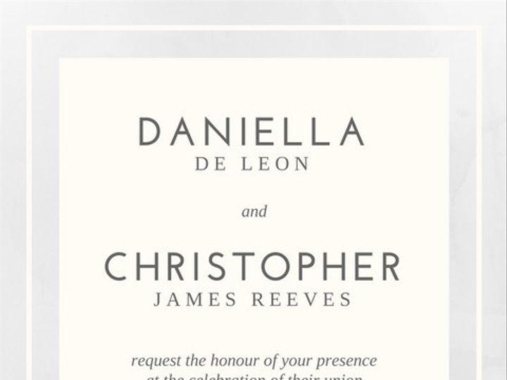 Tmx 1485558510415 De Leon Carrollton wedding invitation