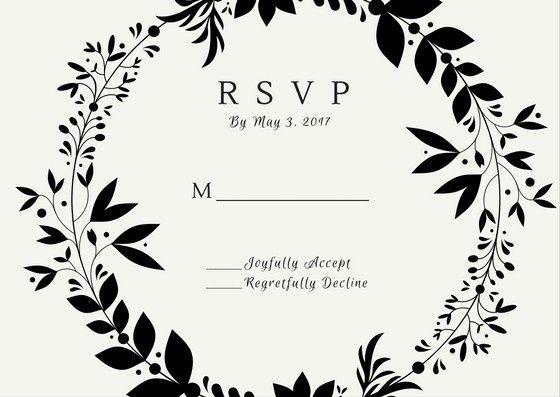Tmx 1485558520888 Rsvp Carrollton wedding invitation