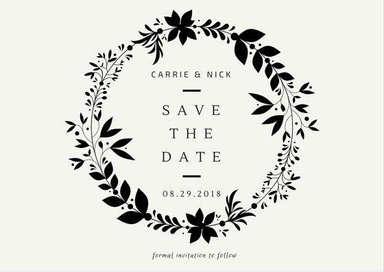 Tmx 1485558525825 Save The Date Carrollton wedding invitation