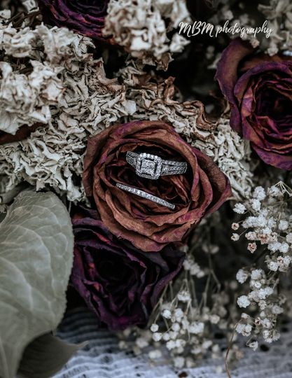 Dried Flowers- Months after