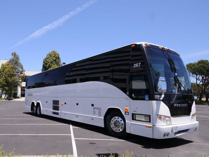 Tmx Coach Bus 1 51 1031455 Oakland, California wedding transportation