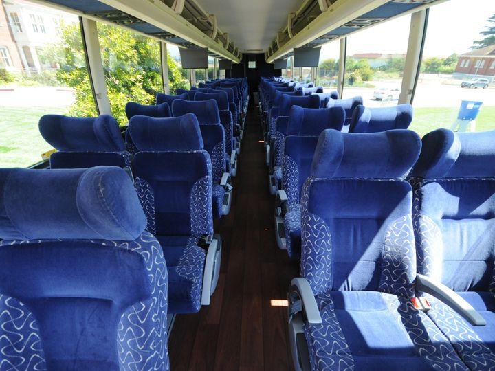 Tmx Coach Bus 3 51 1031455 Oakland, California wedding transportation