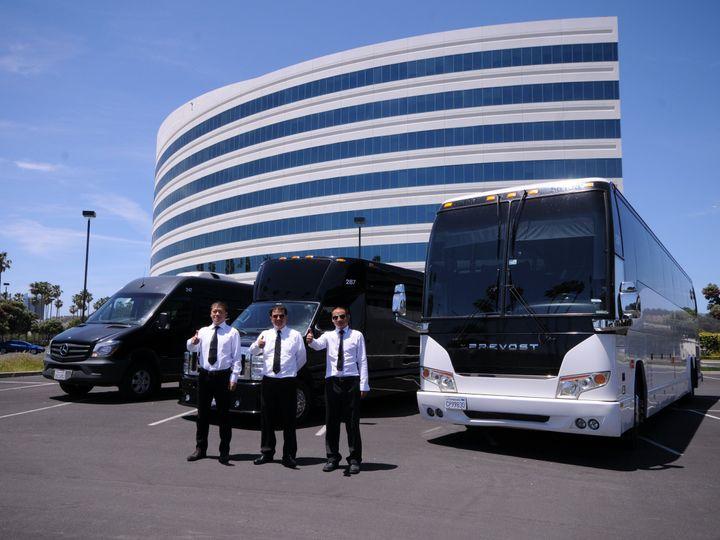 Tmx Dsc 6621 51 1031455 Oakland, California wedding transportation