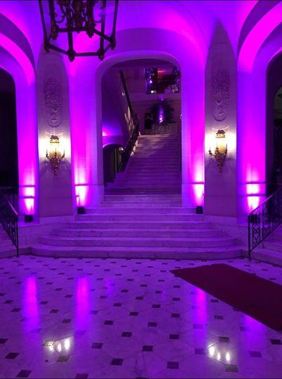 La Finale - Lighting & Events