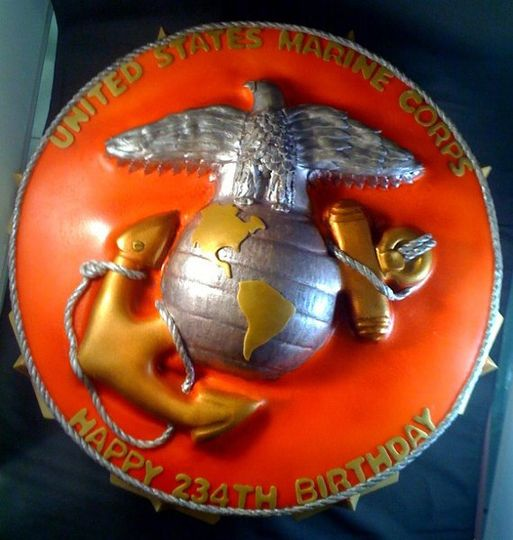 Happy Birthday & Thank You USMC!
