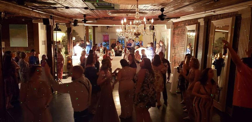 Small, Intimate & a PARTY!