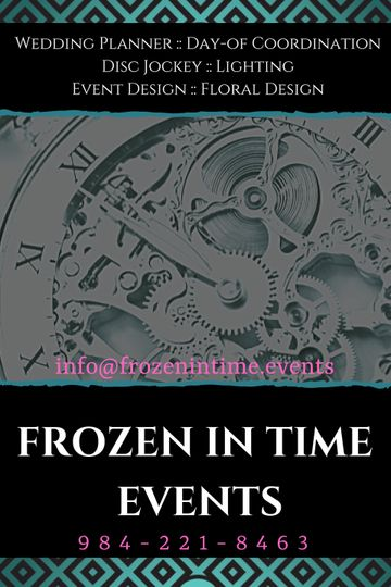 Frozen in Time Events :: Weddings + Events