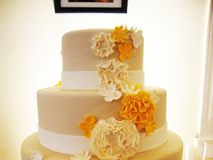 Tmx 1385586345118 Velvet Sky Bakery   Wedding Cake  Jenkintown, Pennsylvania wedding cake