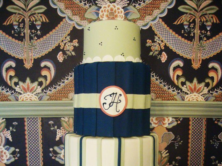 Tmx 1385586369053 Velvet Sky Bakery   Wedding Cake  Jenkintown, Pennsylvania wedding cake