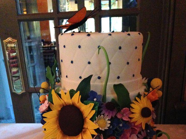Tmx 1385586393697 2013 11 02 17.09.1 Jenkintown, Pennsylvania wedding cake