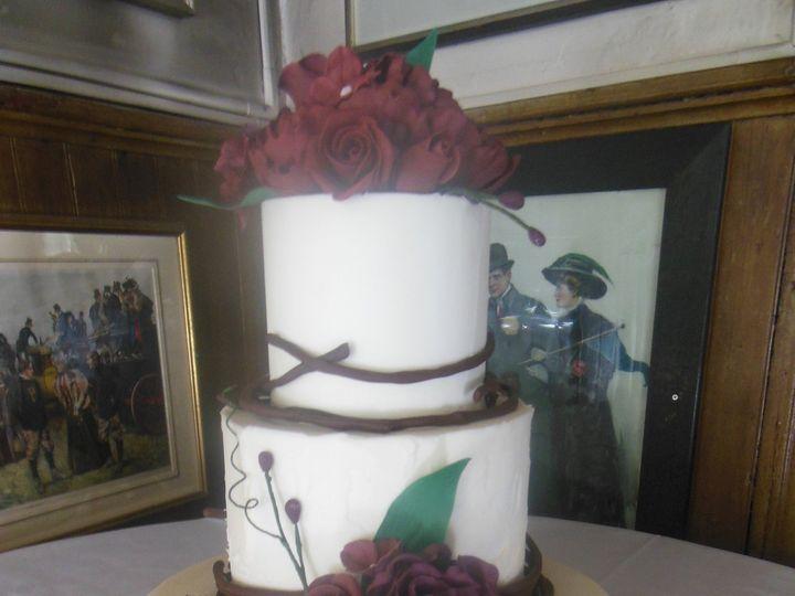 Tmx 1385587087624 Dscn136 Jenkintown, Pennsylvania wedding cake