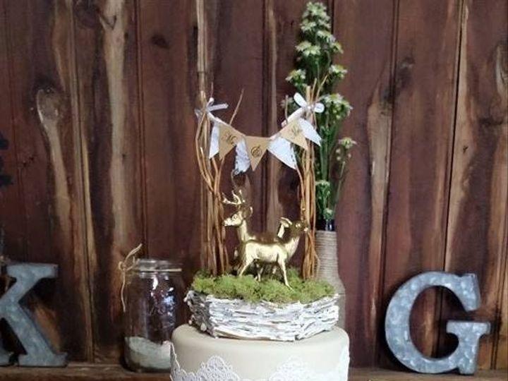 Tmx 1433865870147 Deer Jenkintown, Pennsylvania wedding cake