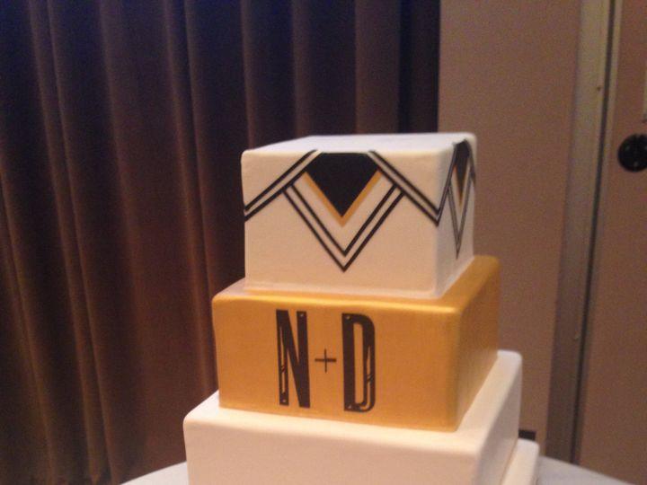 Tmx 2014 10 11 17 19 21 51 82455 Jenkintown, Pennsylvania wedding cake
