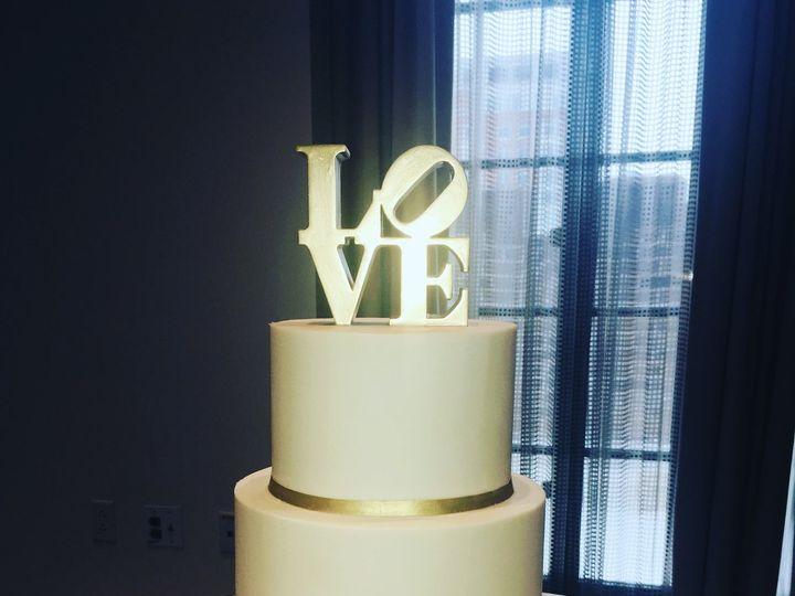 Tmx 2018 04 07 18 09 47 51 82455 V1 Jenkintown, Pennsylvania wedding cake