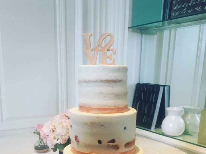 Tmx 2018 06 09 17 17 20 2 51 82455 V1 Jenkintown, Pennsylvania wedding cake