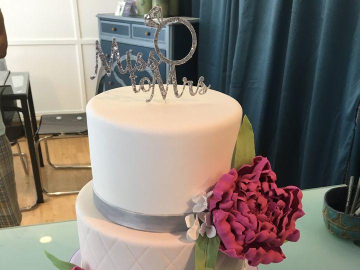 Tmx 2018 06 16 11 26 04 51 82455 V1 Jenkintown, Pennsylvania wedding cake