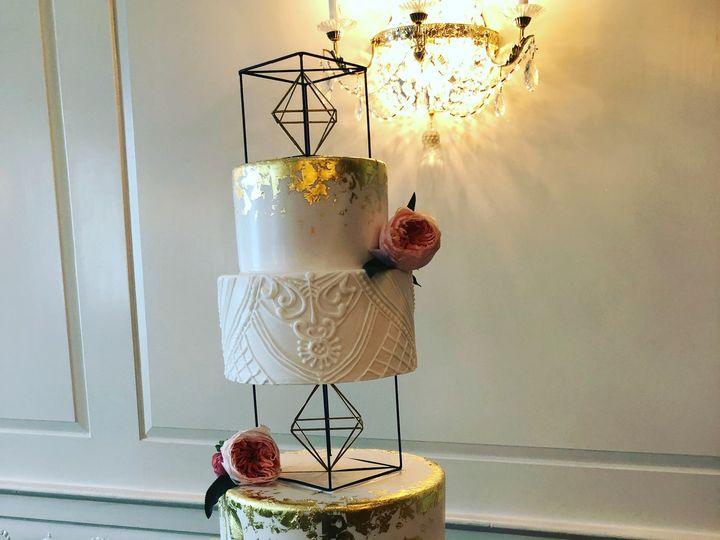 Tmx 2018 08 26 11 39 28 2 51 82455 V2 Jenkintown, Pennsylvania wedding cake
