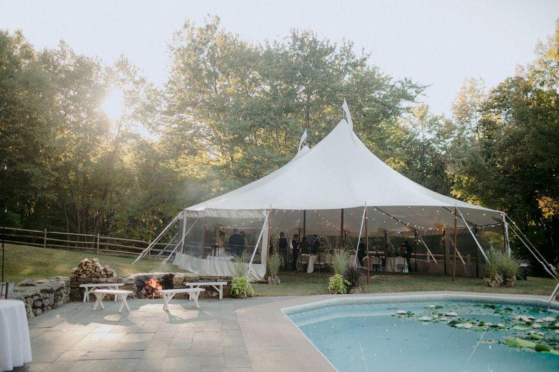 Tent for Twenty