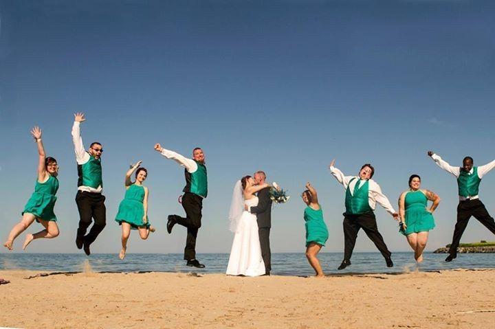 rebekah goelzer and william kilmer wedding party o