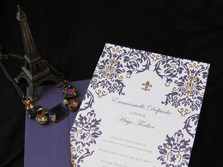 Tmx 1389898760715 Parissetupwe Reading wedding invitation