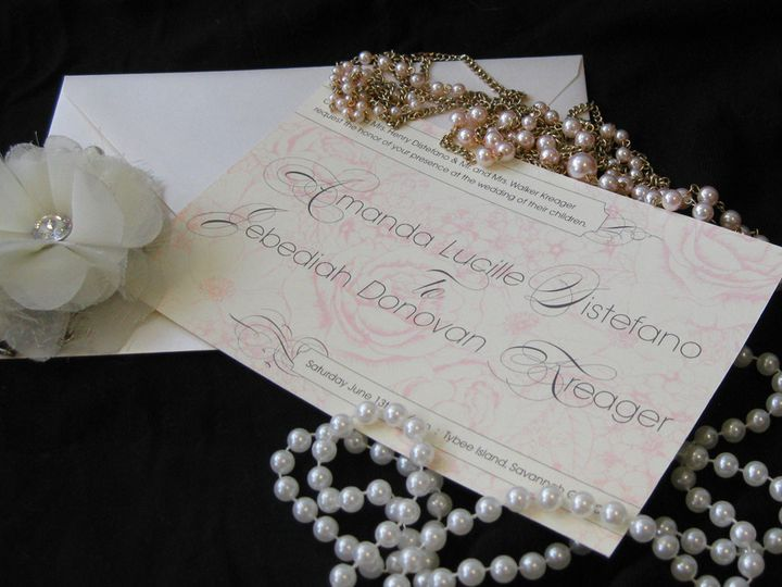 Tmx 1389898766114 Savannahsetupwe Reading wedding invitation