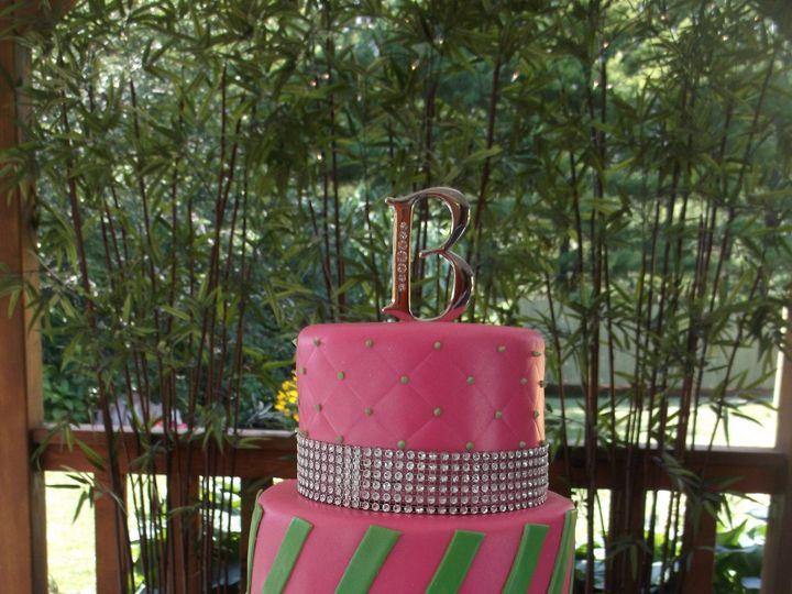 Tmx 1372876001744 Dscf9403 Indianapolis, IN wedding cake