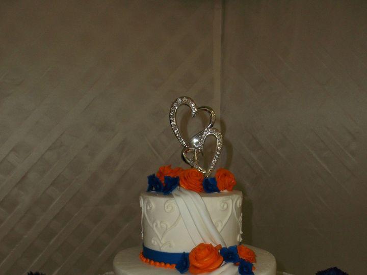 Tmx 1372876224685 Dscf9383 Indianapolis, IN wedding cake