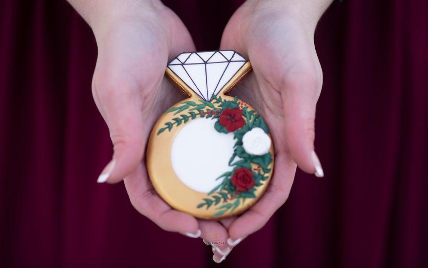 Ring cookie - By: Tasha Puckey