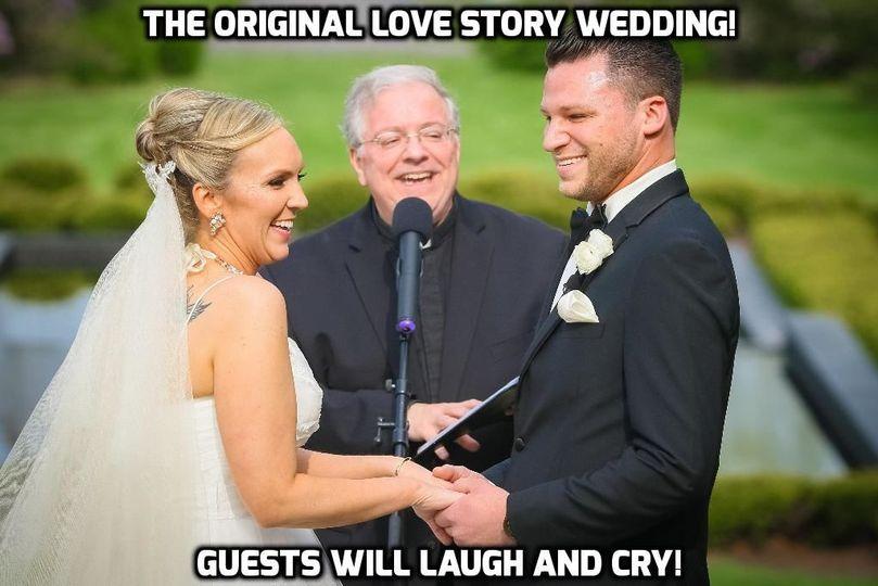 """I Do"" Weddings, Ltd. -- Rev. Phil Landers"