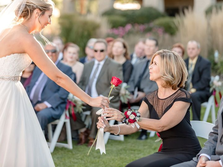 Tmx Bloomingdale Gofl Course Bride Giving Flowers To Her Mom 51 15455 V1 Addison, IL wedding officiant