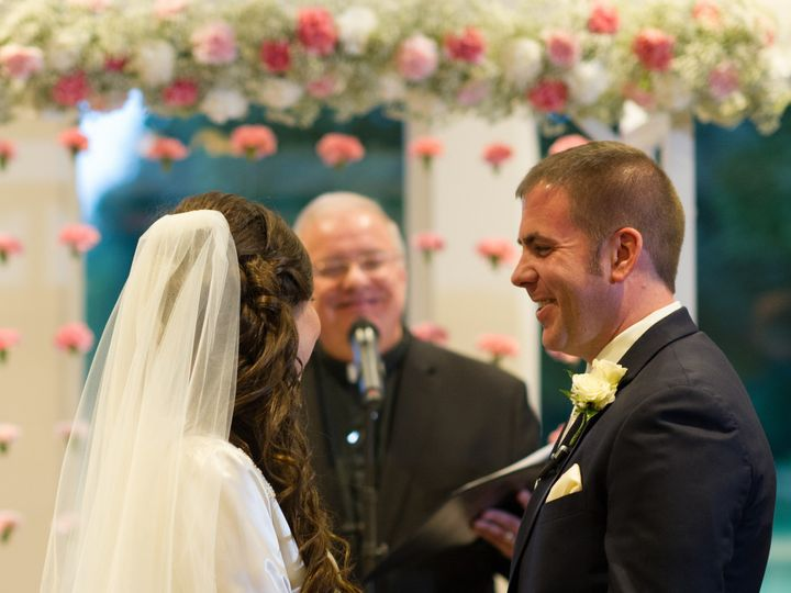 Tmx Braband Helming 9 28 18 Chevy Chase Groom And Rev Smiling Bride Looking At Rev 51 15455 V2 Addison, IL wedding officiant
