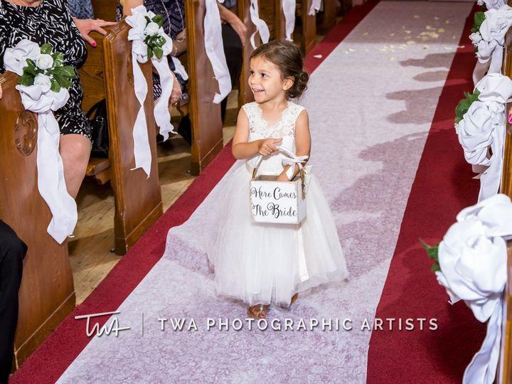 Tmx Brand Tedesco 8 10 18 Tinley Park Flower Girl Couples Daughter Walking Down The Aisle 51 15455 V2 Addison, IL wedding officiant
