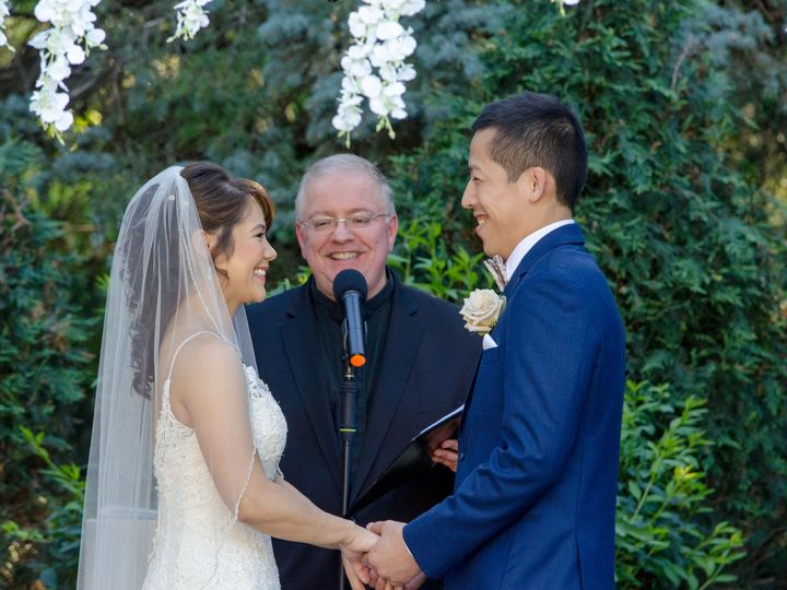 Tmx Dacuycuy Chan 7 6 18 Patrick Haley Joliet Bride Groom Rev All Smiling 51 15455 Addison, IL wedding officiant