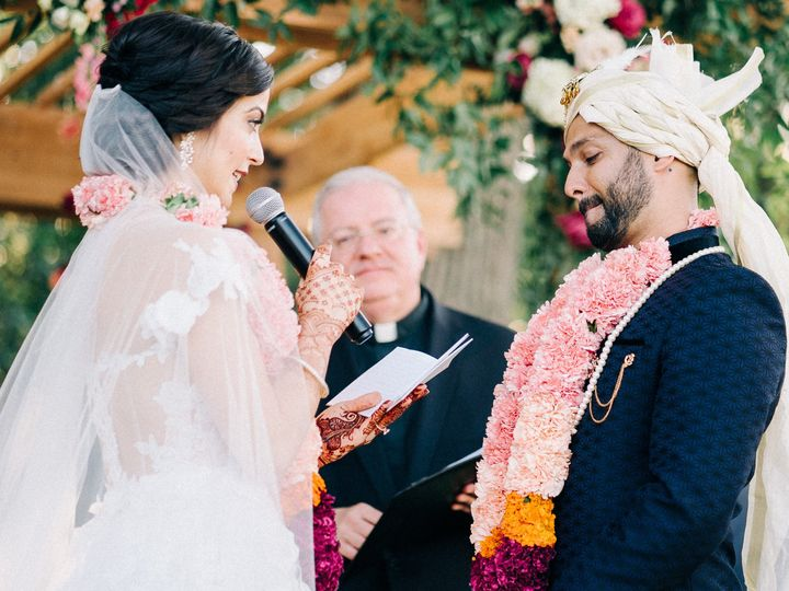 Tmx Guinta Moudgil 9 14 18 Pavilion At Orchard Ridge Rockton Bride Reading Vows Rev Looking On 51 15455 V2 Addison, IL wedding officiant