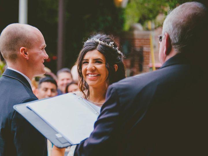 Tmx Harb Rasmussen Over My Shoulder Bride Smiling Big 2 51 15455 V1 Addison, IL wedding officiant