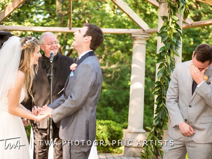 Tmx Jacobson Bonneville 7 7 18 Glenview Best Man And Bride And Groom And Rev Laughing 51 15455 V1 Addison, IL wedding officiant