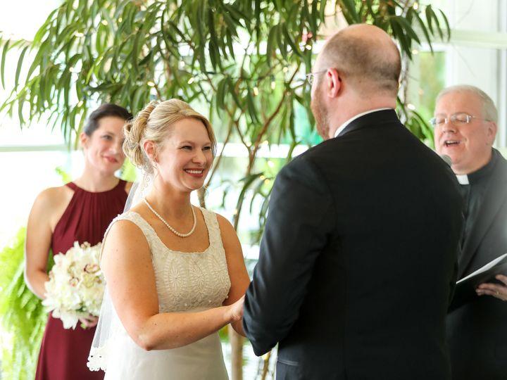 Tmx Mendralla Mayer 2 10 18 Desplaines Bride Smiling Shot Over Grooms Shoulder 51 15455 V1 Addison, IL wedding officiant