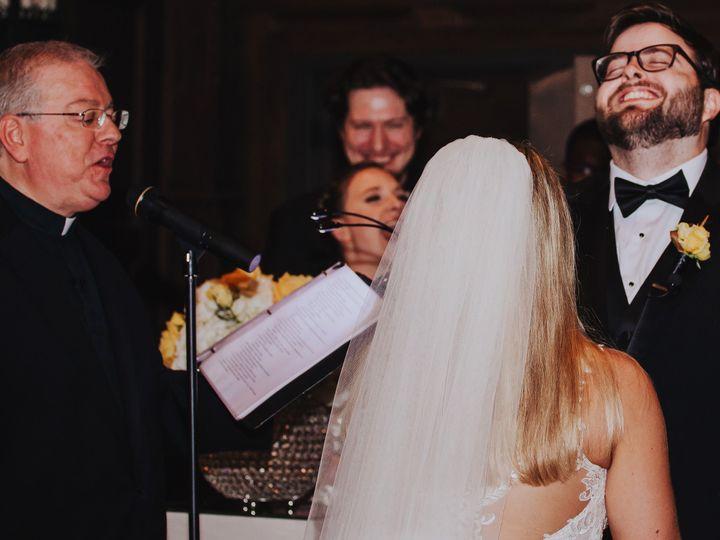 Tmx Ruggiero Slack 6 9 18 Chicago Groom Laughing Hard Shot Over Brides Shoulder Others Laughint Too 51 15455 V1 Addison, IL wedding officiant