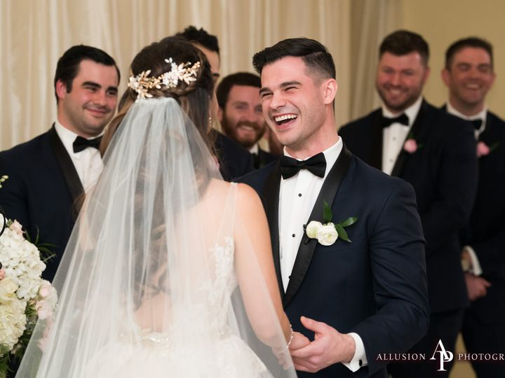 Tmx Sha Simonelli Groom And Groomsman All Smiling Big Time 51 15455 V1 Addison, IL wedding officiant