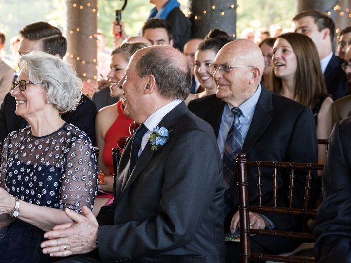 Tmx Steinle Lamb 5 27 18 Cafe Brauer Guests Laughing Shows Brides Parents In Center Of Photo 4 51 15455 V1 Addison, IL wedding officiant